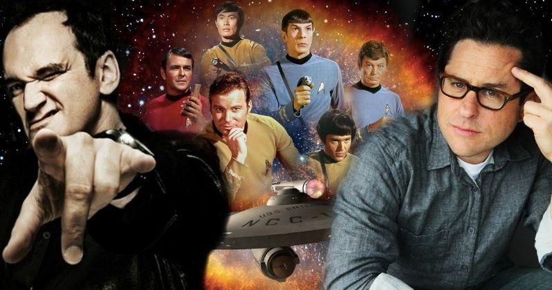 New Star Trek Movie Teams Quentin Tarantino and J.J. Abrams