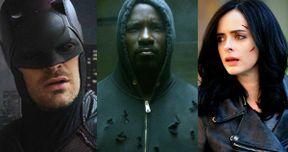 Netflix Comic-Con Sizzle Reel Unites Daredevil, Jessica Jones & Luke Cage