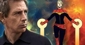 Ben Mendelsohn's Iconic Captain Marvel Villain Revealed?