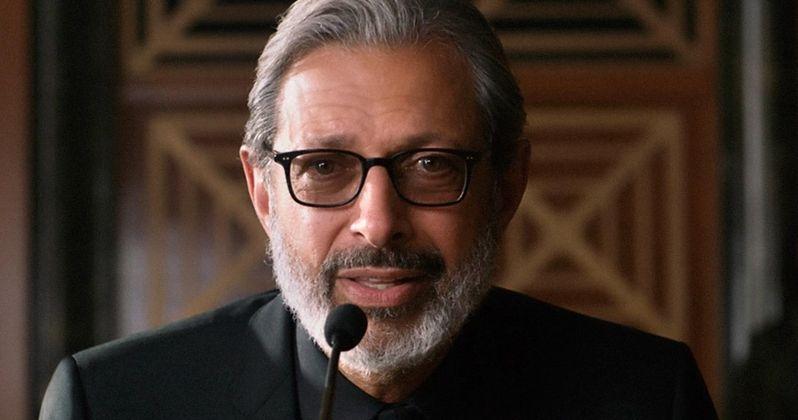 Jeff Goldblum Hopes to Return in Jurassic World 3