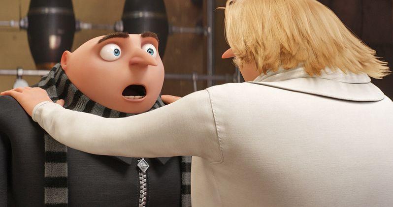 Despicable Me 3 Trailer #2 Reveals Gru's Big Family Secret