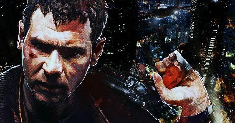 Ridley Scott Talks Blade Runner 2, More Sequels & Harrison Ford