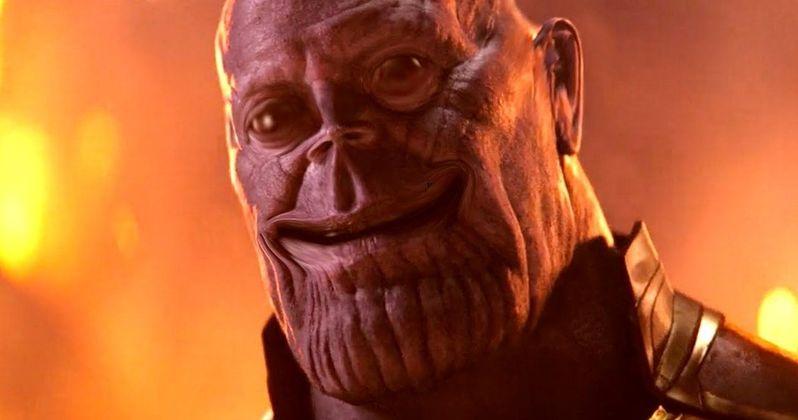 Netflix Infinity War Description Calls Thanos a Sociopath and Fans Aren't Happy