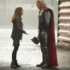 Thor: The Dark World Featurette 'Thor and Jane'