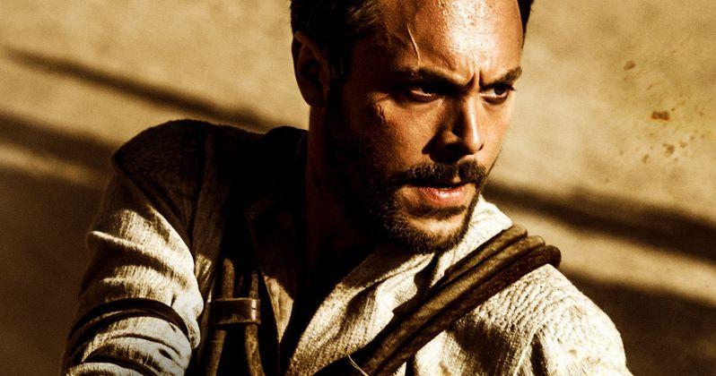 Box Office Bomb Ben-Hur Left Star Jack Huston Heartbroken