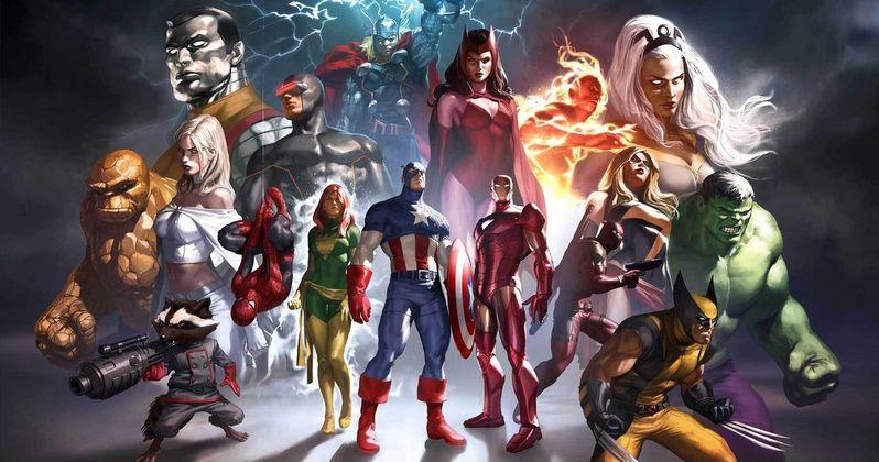 Marvel Studios Considering Animated Movie & TV Tie-Ins?
