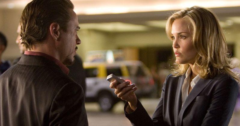 Christine Everhart Returns in Captain America: Civil War Viral Video