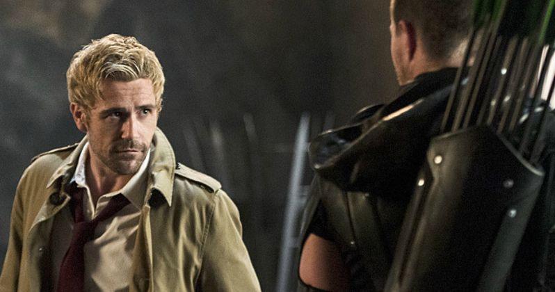 Constantine Returns in Arrow Season 4 Trailer