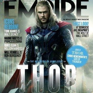 Thor: The Dark World Empire Magazine Covers and New Photos