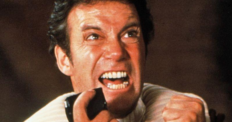 William Shatner Won't Return in Any New Star Trek Movies?