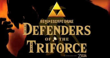 Nintendo Announces Legend of Zelda Real-Life Escape Room Game