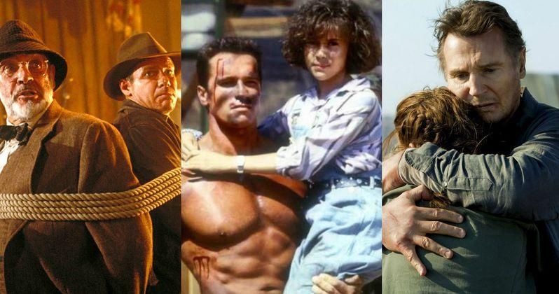 15 Badass Action Movie Dads