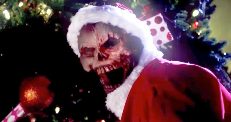 The Elf on the Shelf Horror Movie Trailer Brings Christmas Scares