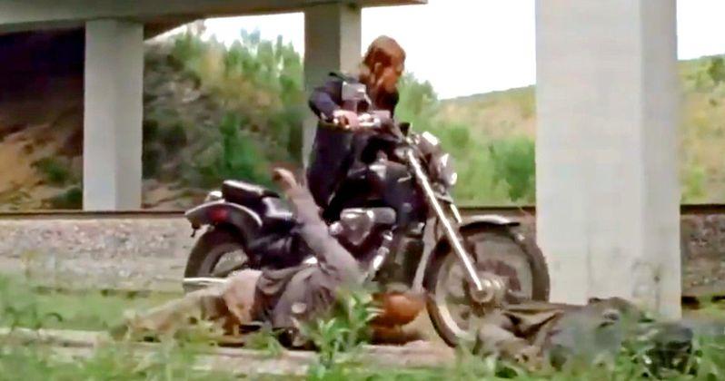 First Walking Dead Season 7 Clip Questions Daryl's Fate