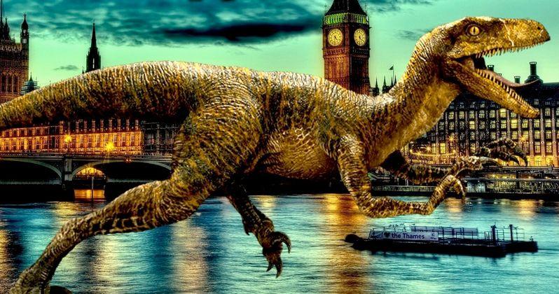 Jurassic World 2 Begins Production in London