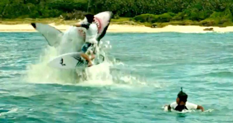 The Shallows Trailer #2 Sends a Killer Shark After Blake Lively