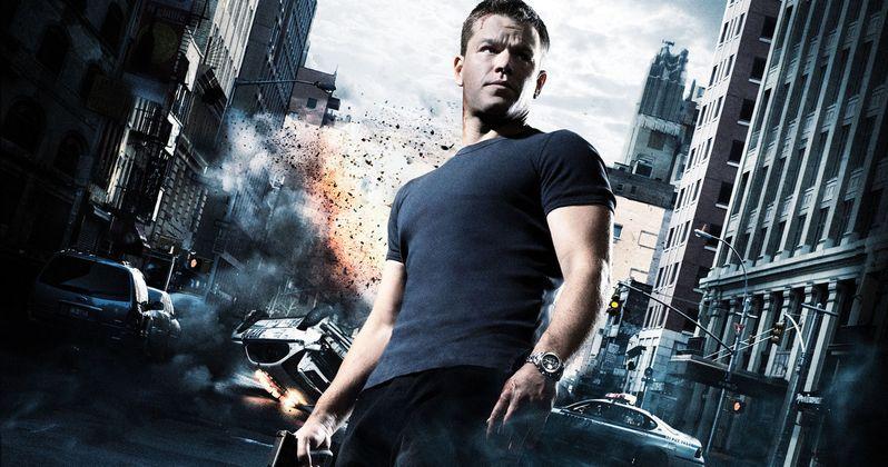 Bourne 5 Will Reunite Matt Damon and Director Paul Greengrass!