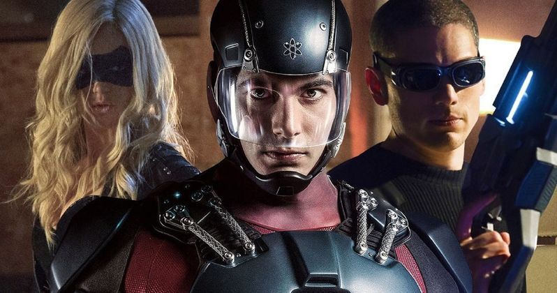 DC's Legends of Tomorrow Delayed Until Spring 2016