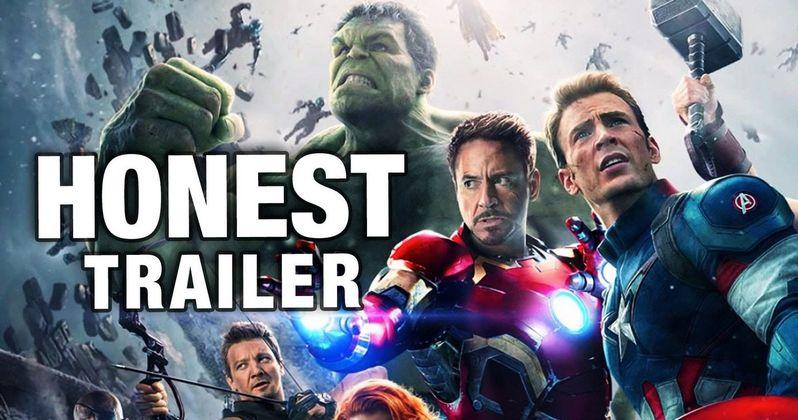 Nerd Alert: Avengers 2 Honest Trailer & RoboCop Mall Security