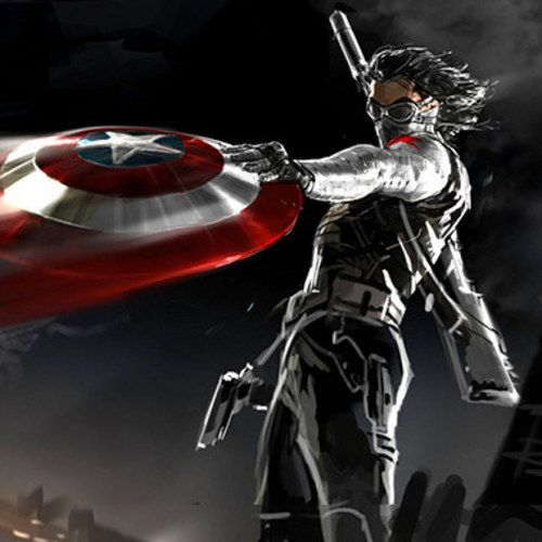 Captain America: The Winter Soldier Concept Art Reveals New Look at The Winter Soldier