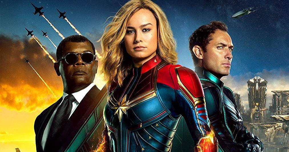 Captain Marvel Arrives on Disney Plus This Weekend