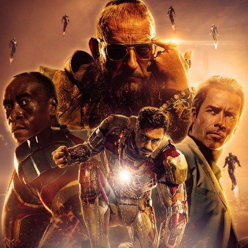 BOX OFFICE BEAT DOWN: Iron Man 3 Takes in $175.3 Million