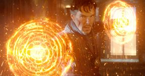 Doctor Strange Battles an Invisible Foe in New Infinity War Video