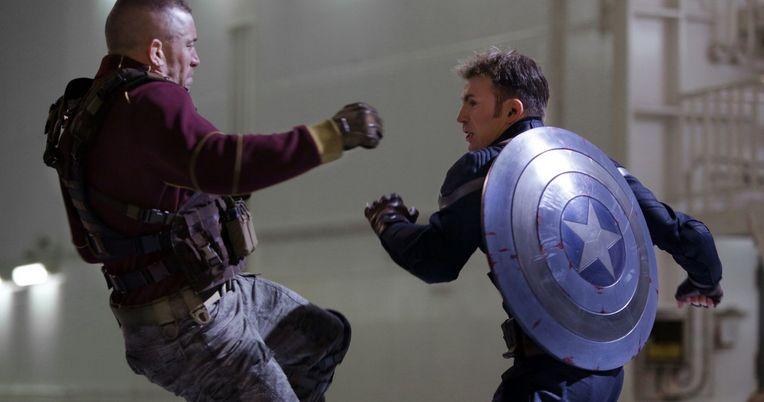 Captain America: Civil War Has Brutal Fights Unlike Any Marvel Movie