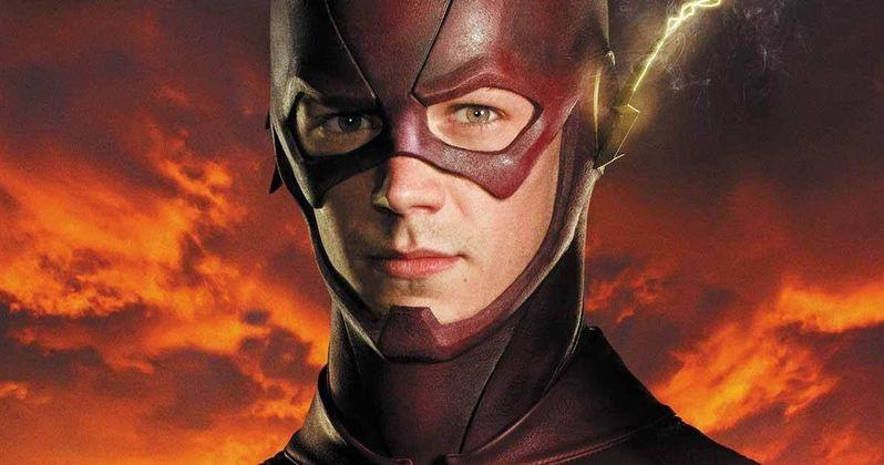 Flash Season 2 Trailer Brings a Warning from Jay Garrick