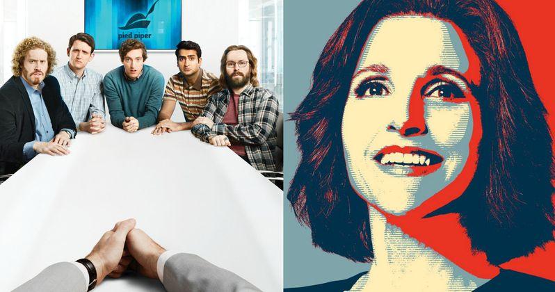Silicon Valley Season 4 & Veep Season 6 Announced at HBO