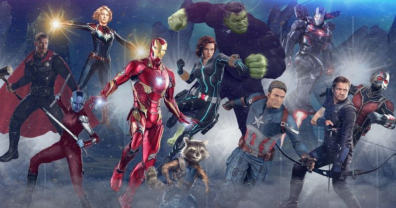avengers 4 title leaked by cinematographer