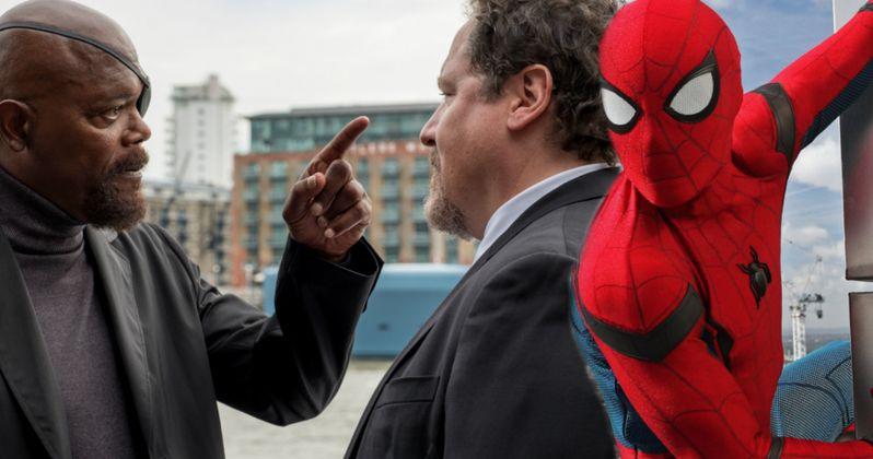 Jon Favreau Is Cautiously Hopeful That Spider-Man Will Return to the MCU