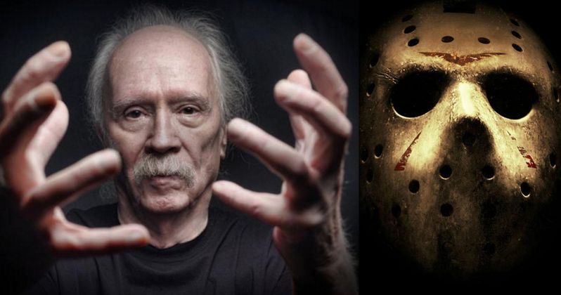 What Does Halloween Director John Carpenter Think of Friday the 13th?