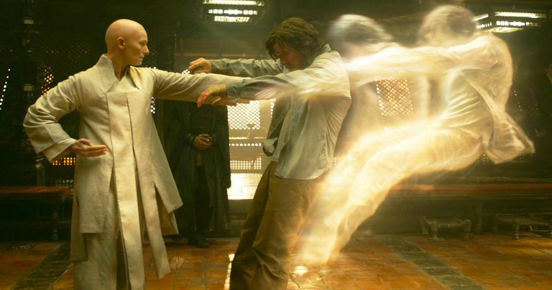 Doctor Strange Writer Reveals Why Ancient One Isn't Chinese