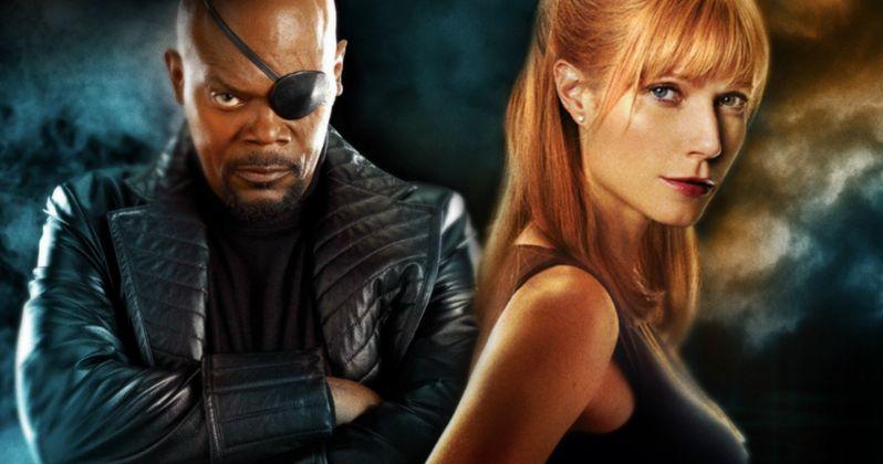Gwyneth Paltrow Had No Clue Samuel L  Jackson Was in the Marvel