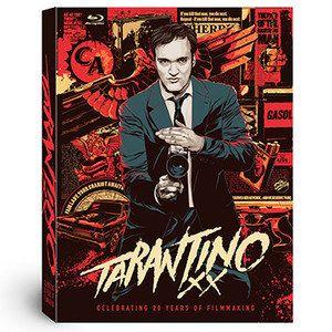 Tarantino XX: Eight-Film Collection Blu-ray Debuts November 20th