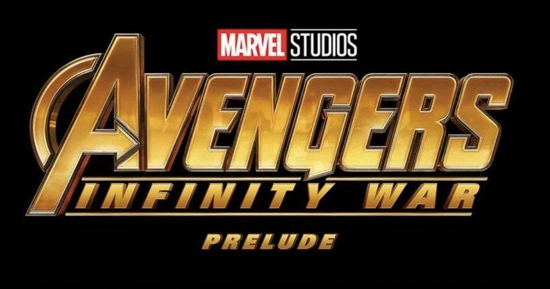 Infinity War Prequel Comic Reveals New Avengers 3 Logo