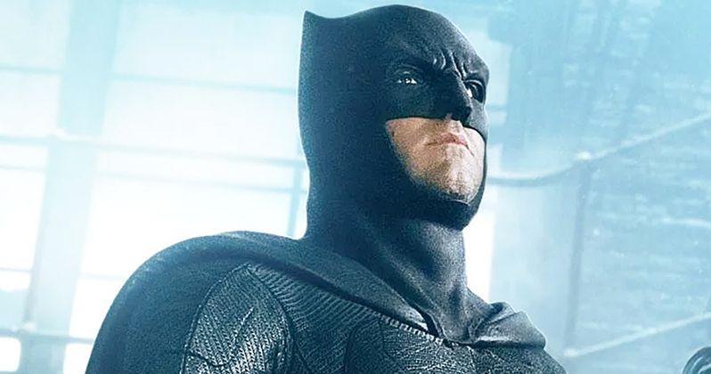 Ben Affleck Is Not Batman in Matt Reeves' Movie