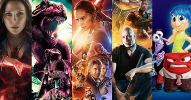 Watch the Massive 2015 Movie Trailer Mashup