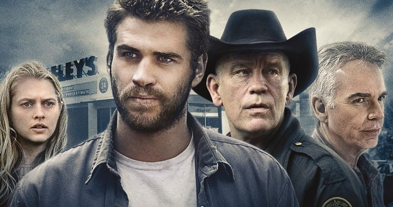 Cut Bank Blu-ray Preview with Billy Bob Thornton | EXCLUSIVE