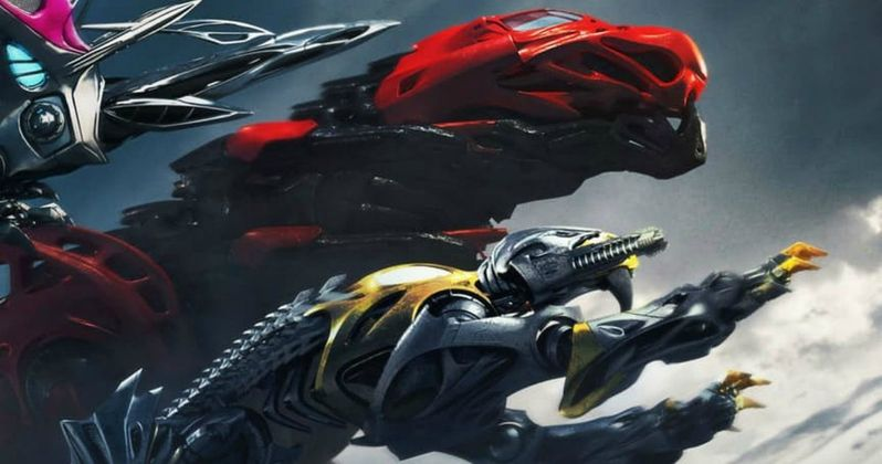 Zords Are Unleashed in New Power Rangers Poster