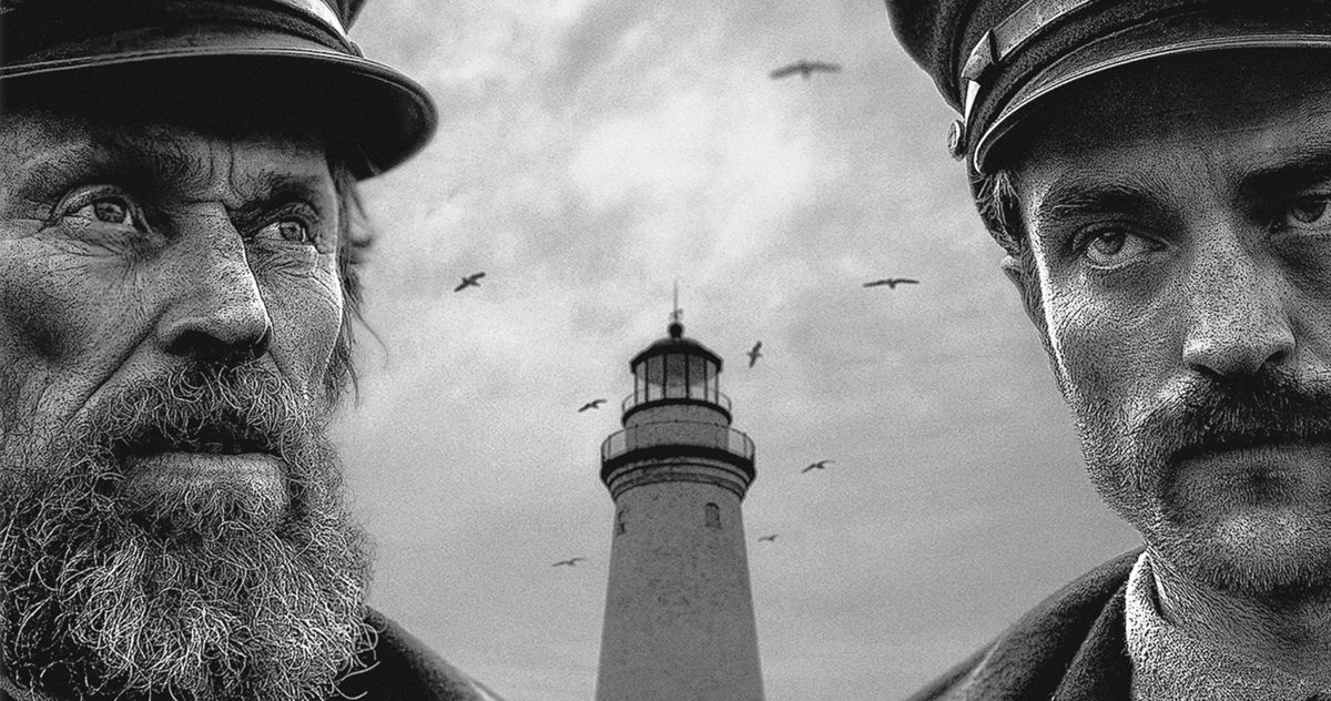 The Lighthouse Creeps on to Digital, Blu-ray, DVD with Deleted Scenes, Commentary and More