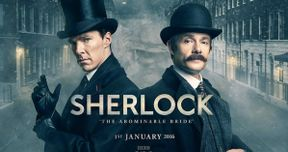 Sherlock Special Poster Reveals Title & Premiere Date