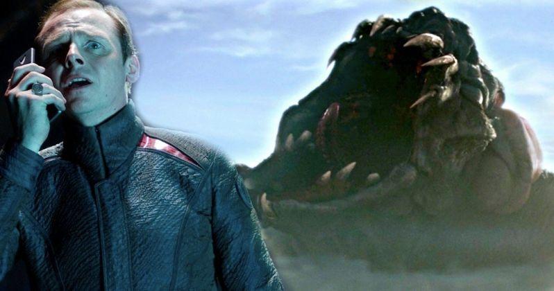 Simon Pegg's Secret Cloverfield Paradox Cameo Revealed
