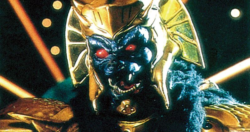 Power Rangers Movie Will Bring Back Rita's Henchman Goldar