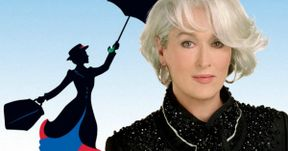 Mary Poppins 2 Gets Meryl Streep as Cousin Topsy