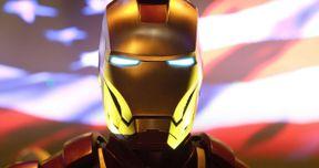 Captain America: Civil War Puts Iron Man in Bleeding Edge Armor