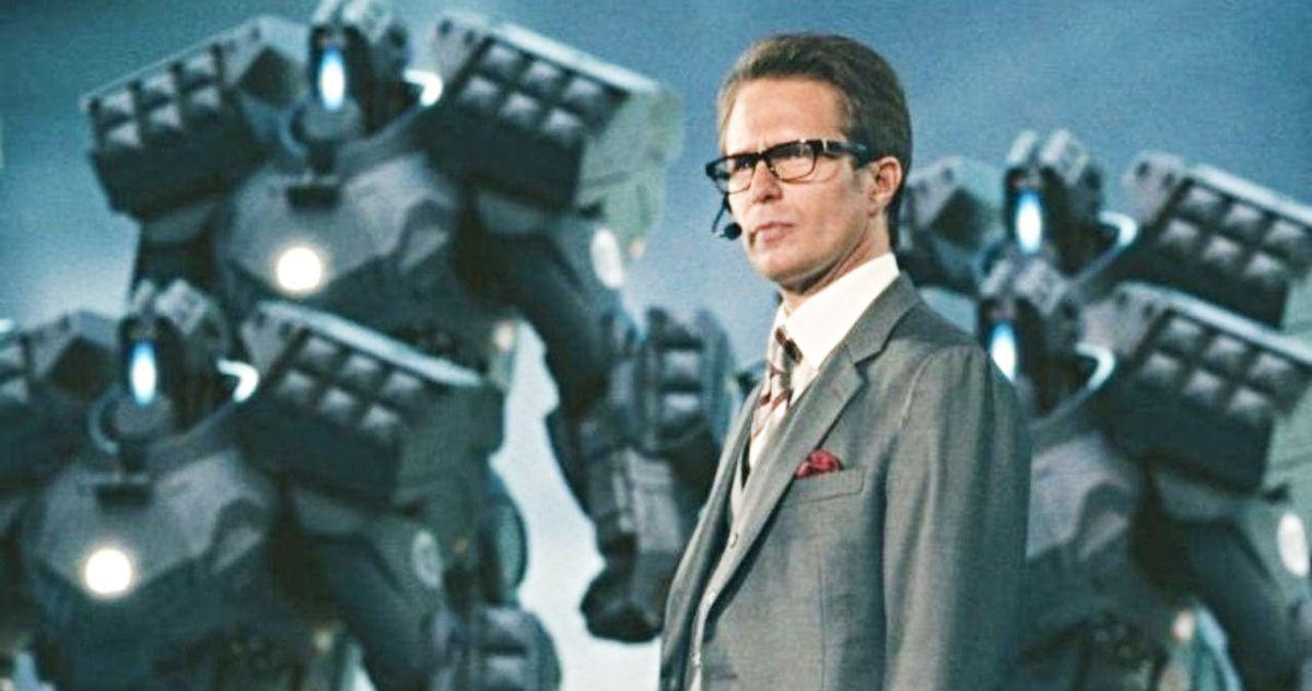 Вернет ли Джастина Хаммера Джастина Хаммера в MCU в «Armor Wars»?