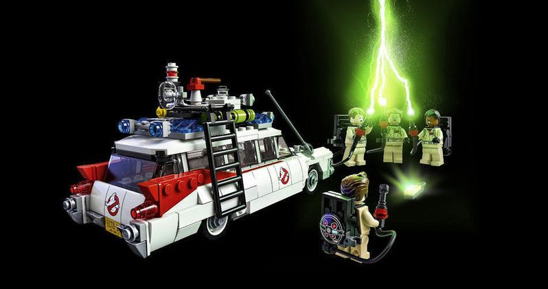 Ghostbusters: First Official LEGO Photos