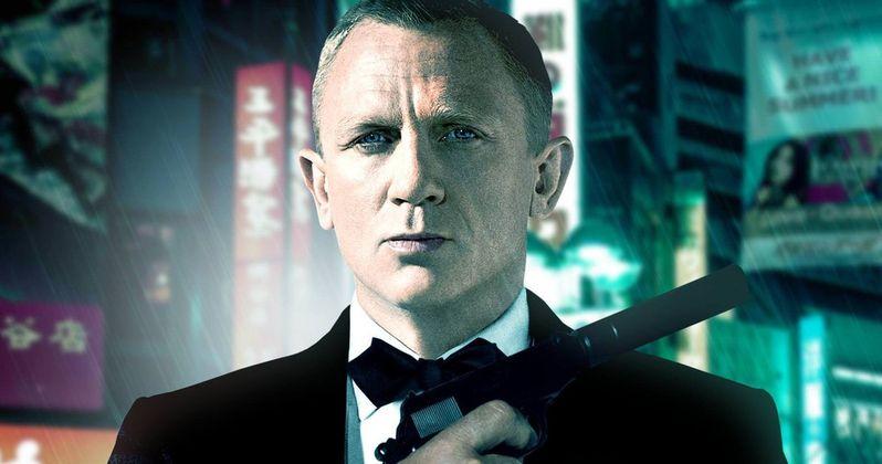 James Bond 25 Recruits Top Script Doctor to Overhaul Story